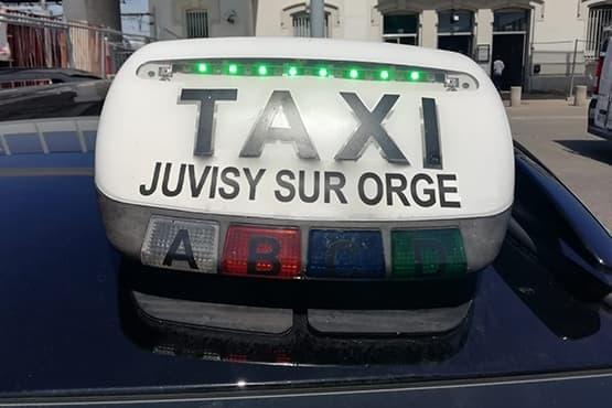 Compagnie de Taxi officiel à Juvisy sur Orge